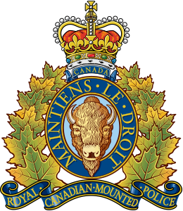 Royal Canadian Mounted Police 1954